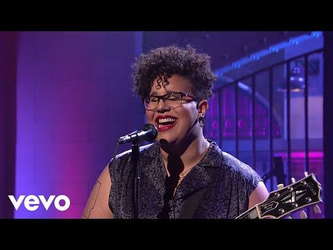 Alabama Shakes Gimme All Your Love Live On Snl Youtube En
