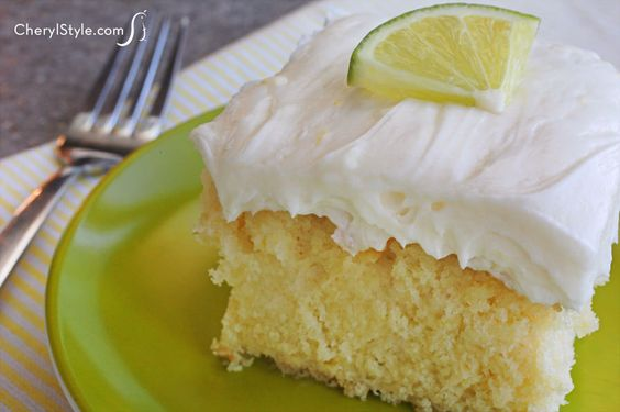 You might be headed for Margaritaville—but this time it's with dessert. Kick off the festivities with a tequila lime margarita cake recipe!