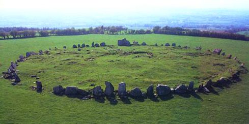 The festival of Beltaine and the Beltany Stone Circle