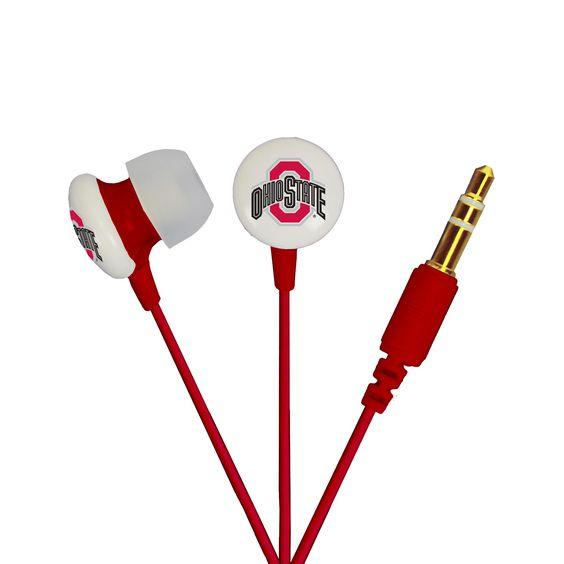 Ohio State Buckeyes Ignite Earbuds