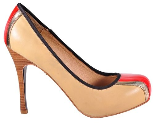 Rough Justice Raquel Pumps | High Heel Shoe