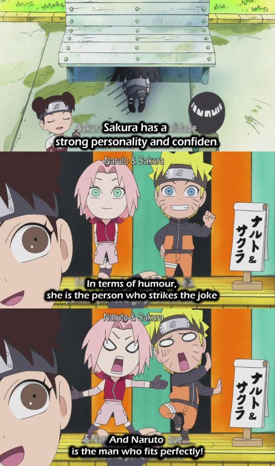 Ten ten understands narusaku
