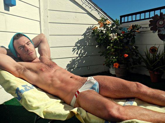 Comfortable briefs, boxers, mens underwear - visit micbear.com - Super hot hunk 013