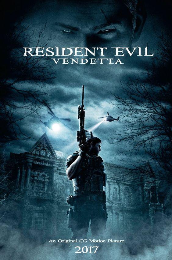 Resident Evil: Vendetta (WEB DL)