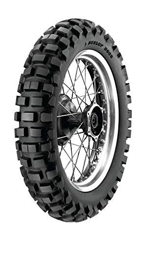Dunlop D606 Dual Sport Rear Tire 130 90 18 Blackwall Review Motorcycle Tires Motorcycle Camping Gear Dual Sport