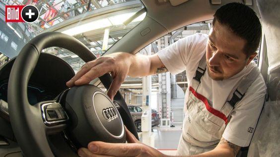 Neue Nachricht:  BILDplus Inhalt  Lenkrad-Trick - So schummelte Audi bei CO2 - http://ift.tt/2fHjo6f #story