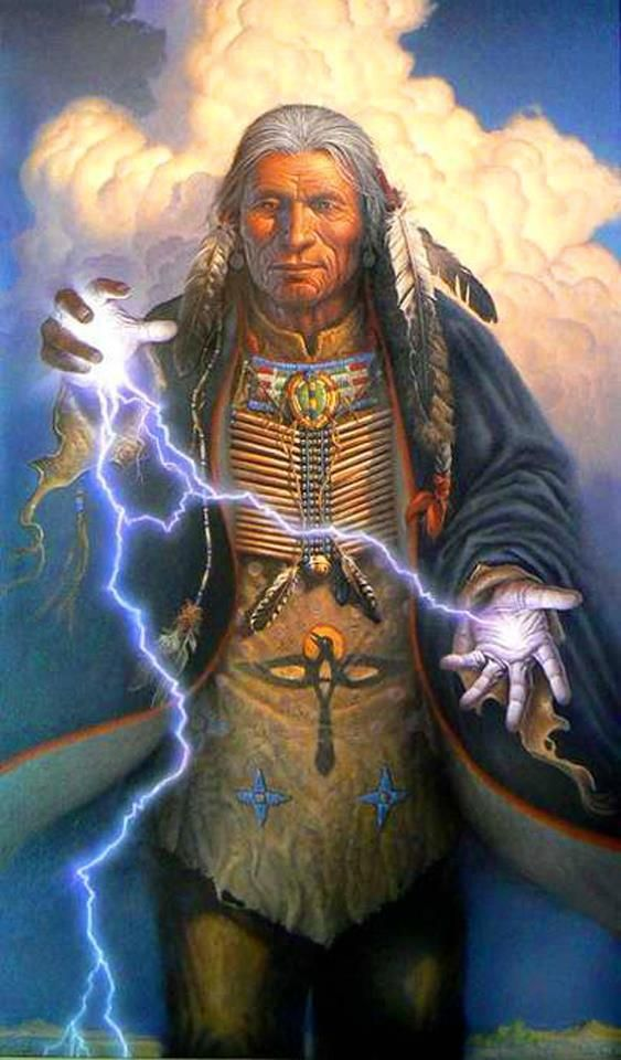 AMERINDIAN CHAMAN......PARTAGE OF SACRED ART ON FACEBOOK.....: