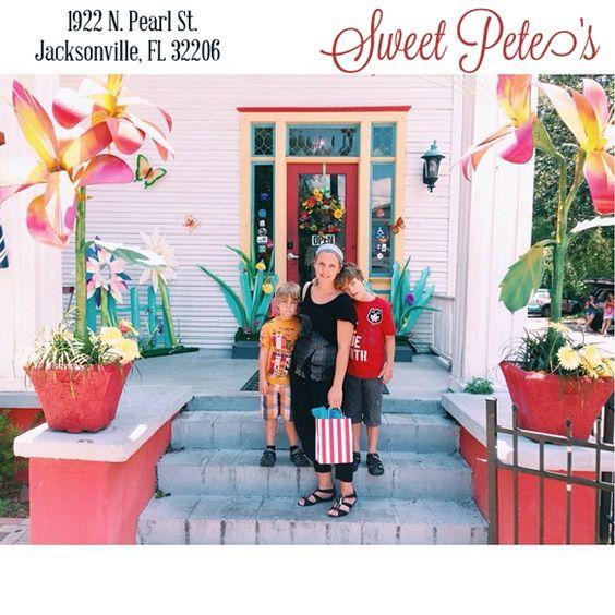 Sweet Pete's Candy Store In Jacksonville FL