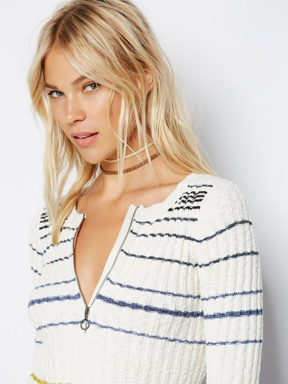 Rossi Henley at Free People Clothing Boutique