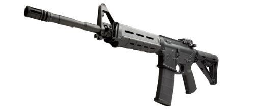 KWA LM4 Magpul PTS Gas Blowback Airsoft Rifle airsoft gun by KWA. Save 21 Off!. $457.99. LM4 PTS Magpul Edition Gas operated recoil blow back Realistic construction & field stripping Functional bolt catch and release Functional forward assist Full metal alloy flat top receiver Full metal alloy Magpul PTS lower receiver ABS plastic foregrip & stock Adjustable hop-up Sling mounts Flip-up rear sight Weaver/Picatinny rail 34.12 with full extended stock ... KWA LM4 Magpul PTS Gas Blowback…
