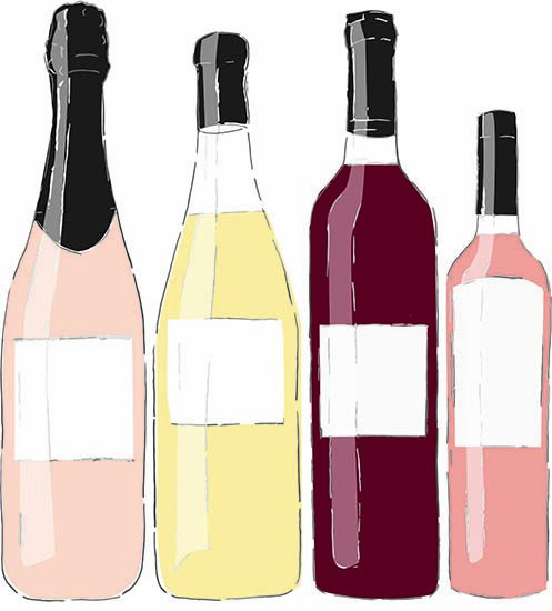 wine wine temperature and dessert wine on