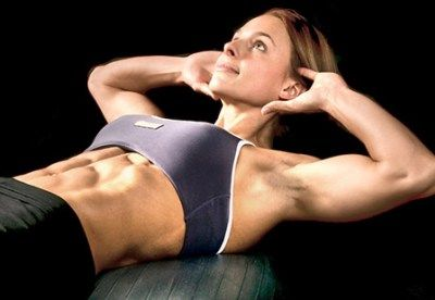 Rutina de abdomen para hacer donde sea
