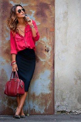 Cool Work Fashion