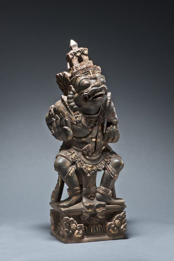 A Rakshasa.