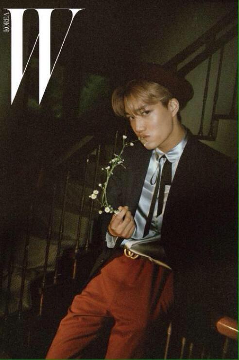【KAI】150720@W Korea 2015 August issue |EXOXOXOEXO