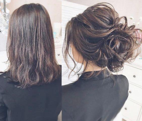 Simple Wedding Hairstyles Shoulder Length Hair Braided Wedding Hairstyles For Short Hair Braided Hairstyles For Wedding Short Wedding Hair Shoulder Hair