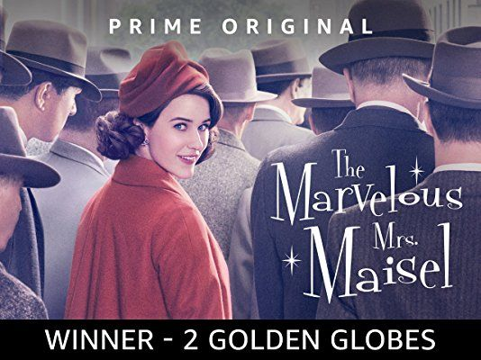 Amazon Co Uk Watch The Marvelous Mrs Maisel Season 2 Prime