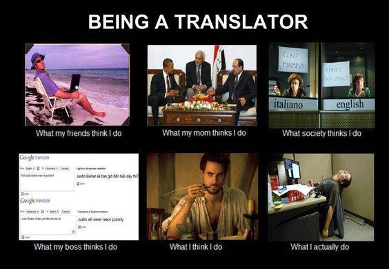 Home Student Memes Job Humor Translation