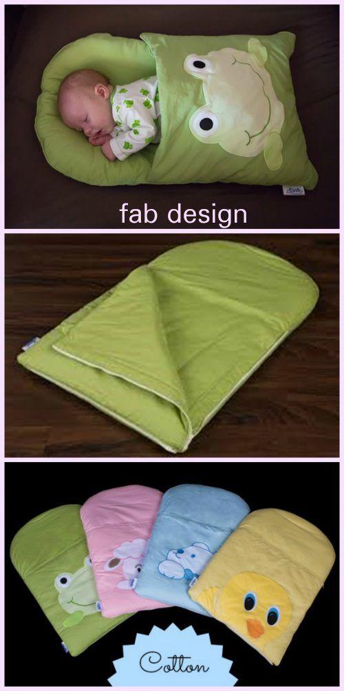 Diy Baby Pillowcase Sleeping Bag Nap Mat Tutorials Diy Sleeping Bag Baby Sleeping Bag Pattern Pillowcase Sleeping Bag
