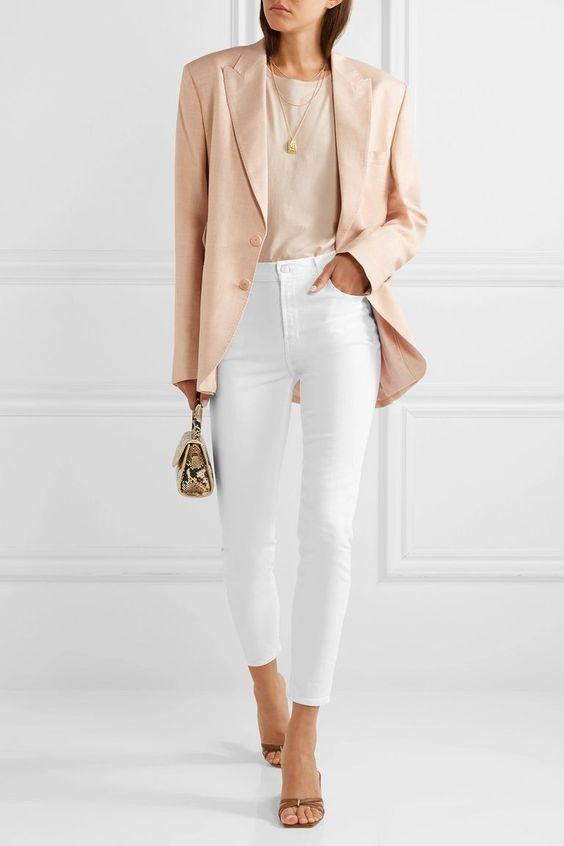 estilo casual com blazer despojado