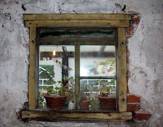 Coach House window