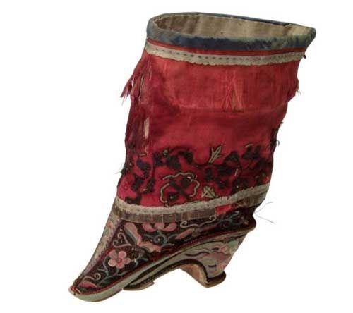 Zapatos Antiguos, China