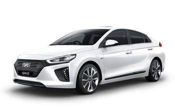 Hyundai Ioniq Hybrid Price In Pakistan Specs Pictures