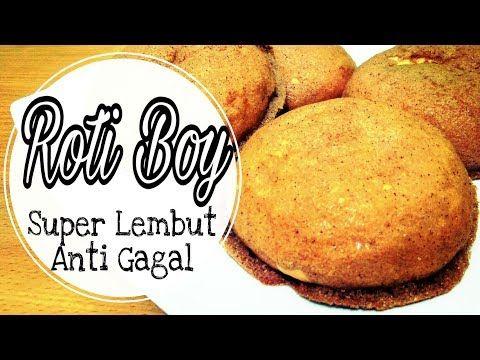 Cara Membuat Roti Boy 100 Sukses Rasanya Sama Kaya Aslinya Youtube Rotis Makanan Aneka Roti