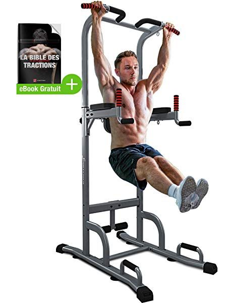 Relife Rebuild Your Life Station De Trempage D Entrainement De Tour De Puissance Pour L Equipement Musculation Musculation A La Maison Elastique De Musculation
