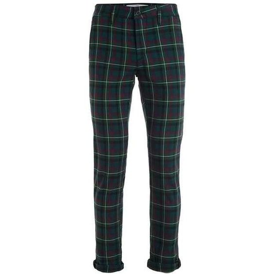 Blue Green Tartan Stretch Skinny Chinos - Men's Trousers - Clothing -... ($73) ❤ liked on Polyvore featuring men's fashion, men's clothing, men's pants, men's casual pants, mens chino pants, mens blue chino pants, mens stretch pants, mens plaid pants and mens tartan pants