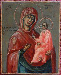 Gottesmutter von Tichwin