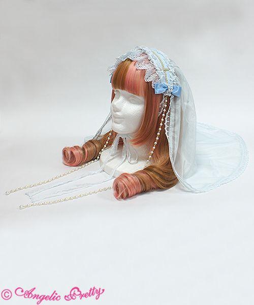Angelic Pretty Holy Theaterベール付ヘッドドレス