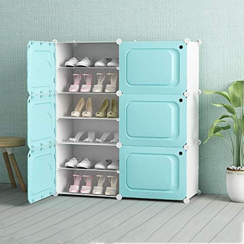 Ksddmc Dustproof Plastic Multi Layer Household Shoe Rack Simple Outdoor Doorway Space Small Bedroom Shoe Cabinet Color Locker Storage Shoe Rack Cabinet Colors