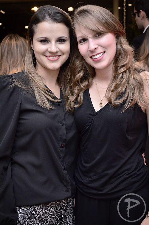 Bruna Machado e Nayara Pereira
