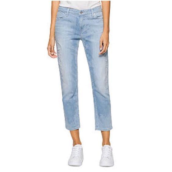 Calvin Klein Cropped Boyfriend Jeans Size 30 Calvin Klein Jeans