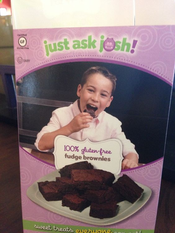 Certified Gluten-Free product from Just Ask Josh. Visit jajosh.com