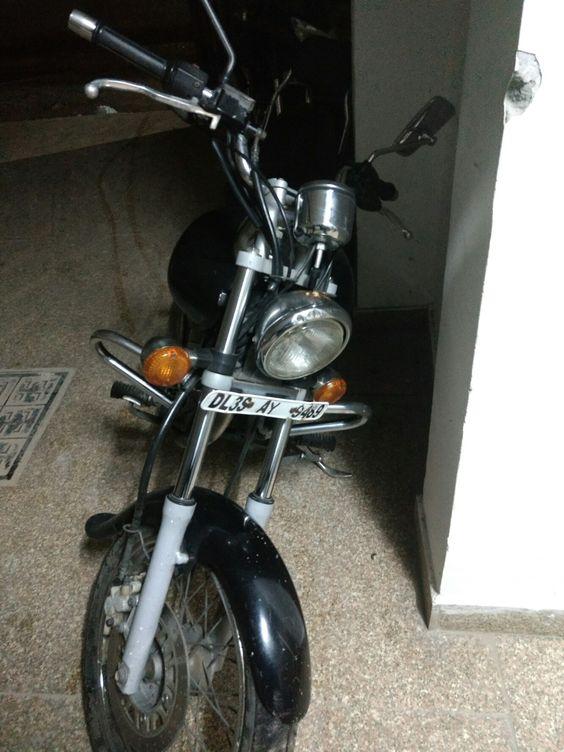 Used Bike India Bajaj Avenger 180 Bike From Delhi 2010 Model