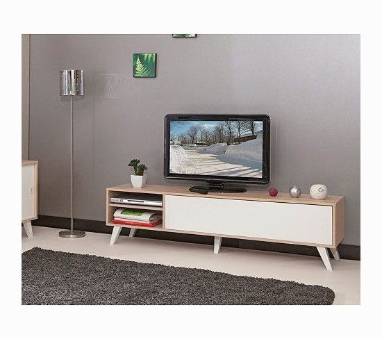53 Of Incroyable Meuble Tv Avec Support Ecran Plat Furniture