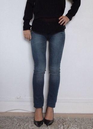 A vendre sur #vintedfrance ! http://www.vinted.fr/mode-femmes/jeans/14224208-jeans-taille-basse-petite-taille