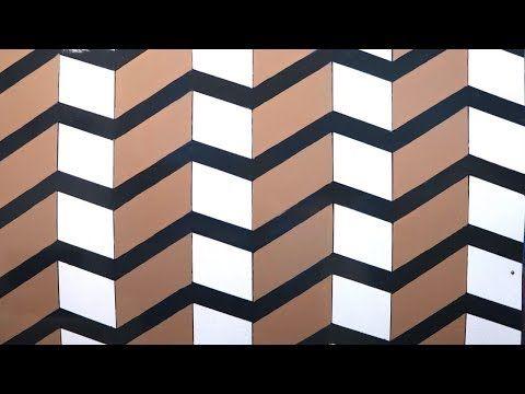 3d Wall Texture Design 3d Wall Painting 3d Wall Decoration Effect Design Ideas Interior Design Youtu 3d Wall Painting Wall Painting Wall Texture Design
