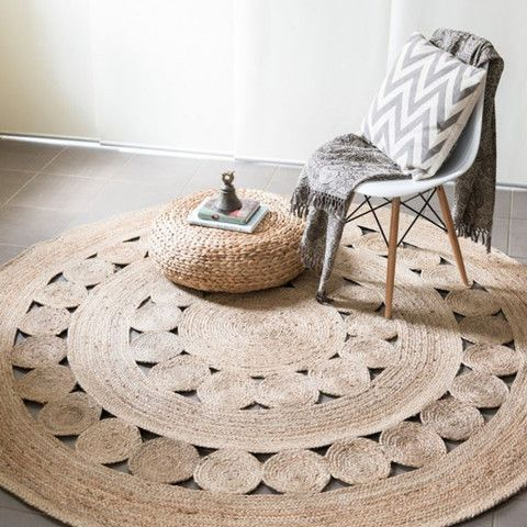 the world's catalog of ideas, circular straw rugs, round straw rug