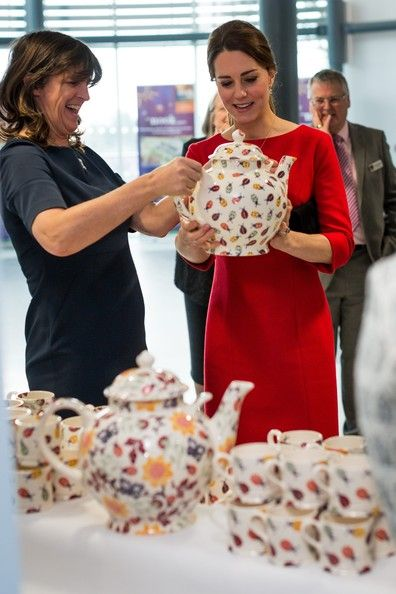 Kate Middleton Photos: The Duchess Of Cambridge Attends East Anglia's Children's Hospices Appeal Launch: