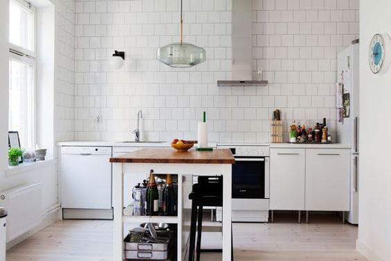 the apartment, Kornettsgatan