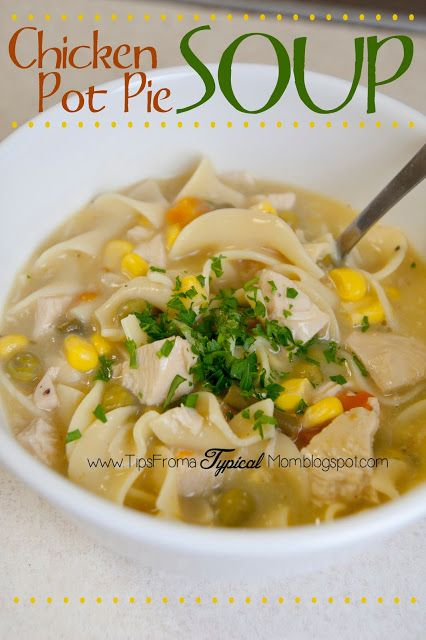 Potato Soup Recipe ~ The best you'll ever make! - Tips from a Typical Mom