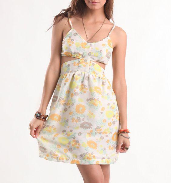O'Neill California Girl Dress - PacSun.com
