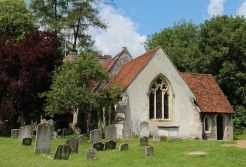 The Vicar of Dibley's Village (Turville, Buckinghamshire)