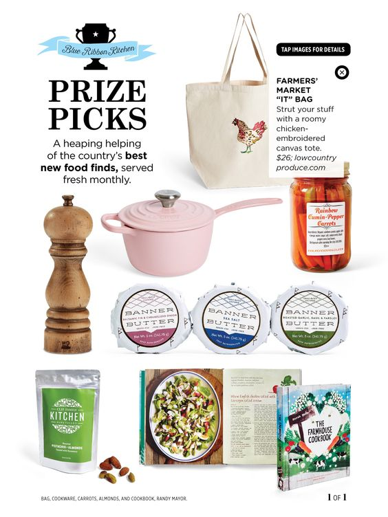 I saw this in the April 2016 issue of @countryliving.   http://bit.ly/1izmcxL
