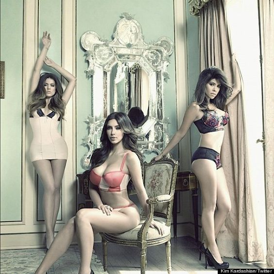 I Don't Care What People Think I <3 The Kardashians  Especially KHLOE!!