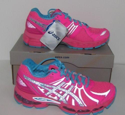 asics gel trainers ladies size 5