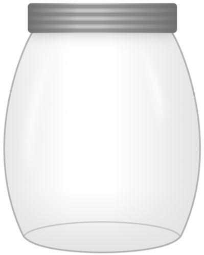 free clipart glass jar - photo #27